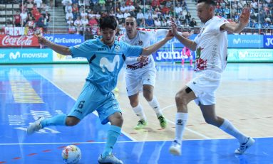 Movistar Inter refrenda su liderato