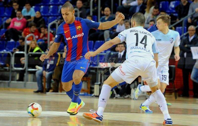 PREVIA FC Barcelona Lassa – Santiago Futsal (21:15h)