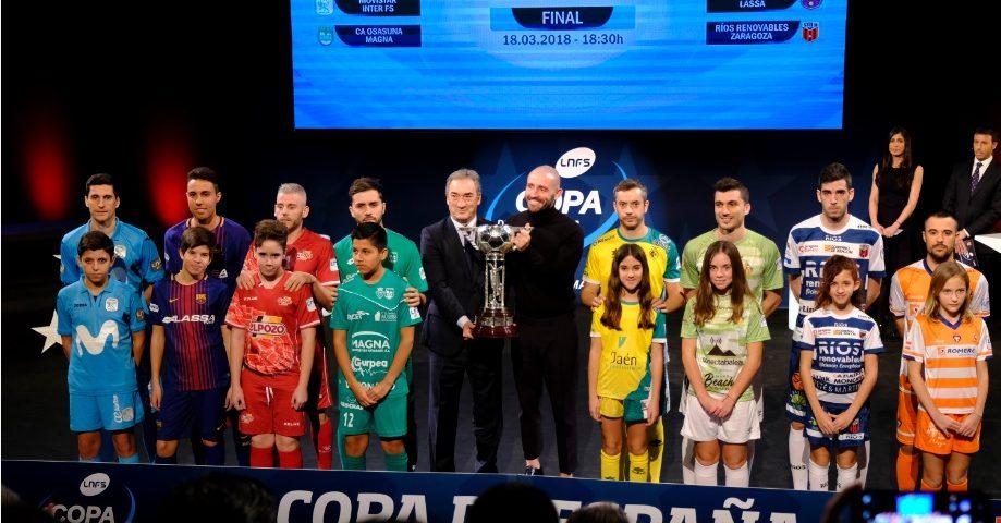 La Copa de España más esperada conoce sus cruces