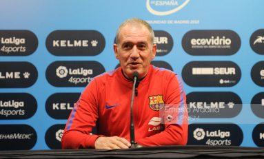 """Andreu Plaza: """"Estamos ilusionados y convencidos de que podemos ganar"""""""