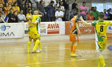CA Osasuna Magna - Jaén FS Paraíso Interior: A redondear una temporada de ensueño