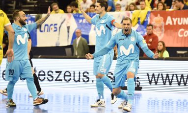 Movistar Inter no perdona y ya es finalista