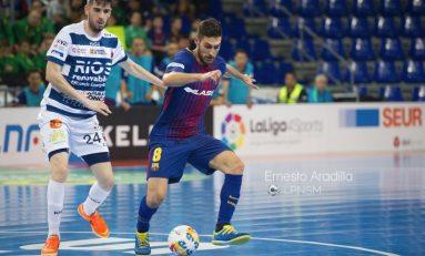 El Barça Lassa no falla y ya está en semis (4-1)
