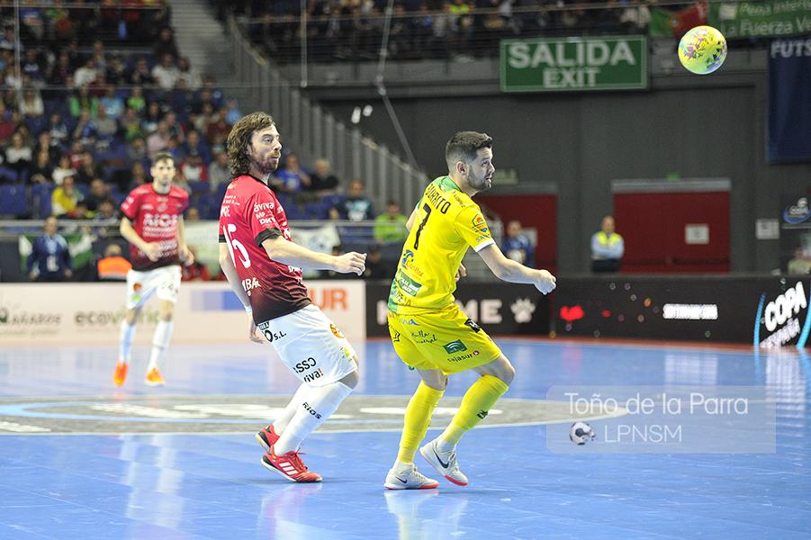 Nano Modrego, un año más al servicio del gol