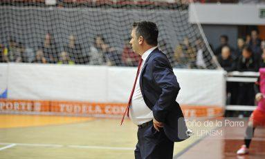 Jimbee Cartagena FS anuncia la salida de Guillamón