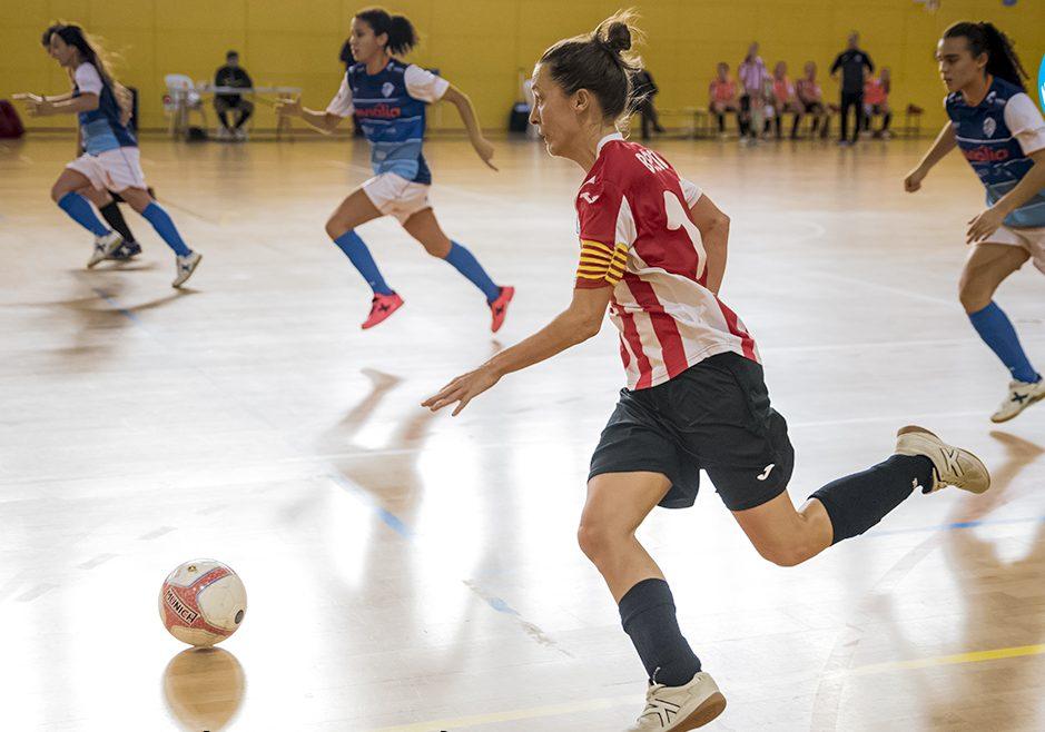 Penya Esplugues quiere ser grande, quiere competir con Burela y Futsi
