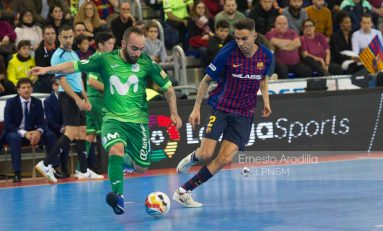 Fotogaleria FC Barcelona Lassa vs Movistar Inter