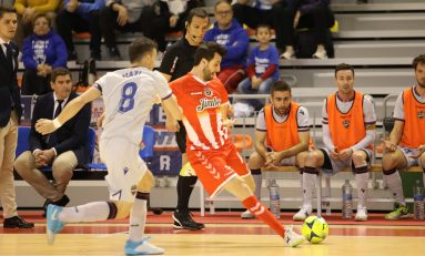 Jimbee y Levante firman tablas (3-3)