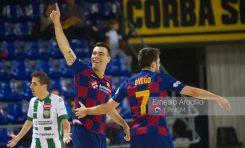 El FC Barcelona vence al Córdoba en el tramo final (6-2)