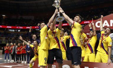 Declaraciones postpartido Valdepeñas - FC Barcelona