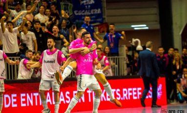 Valdepeñas se convierte en el primer finalista tras vencer a Inter en un duelo vibrante
