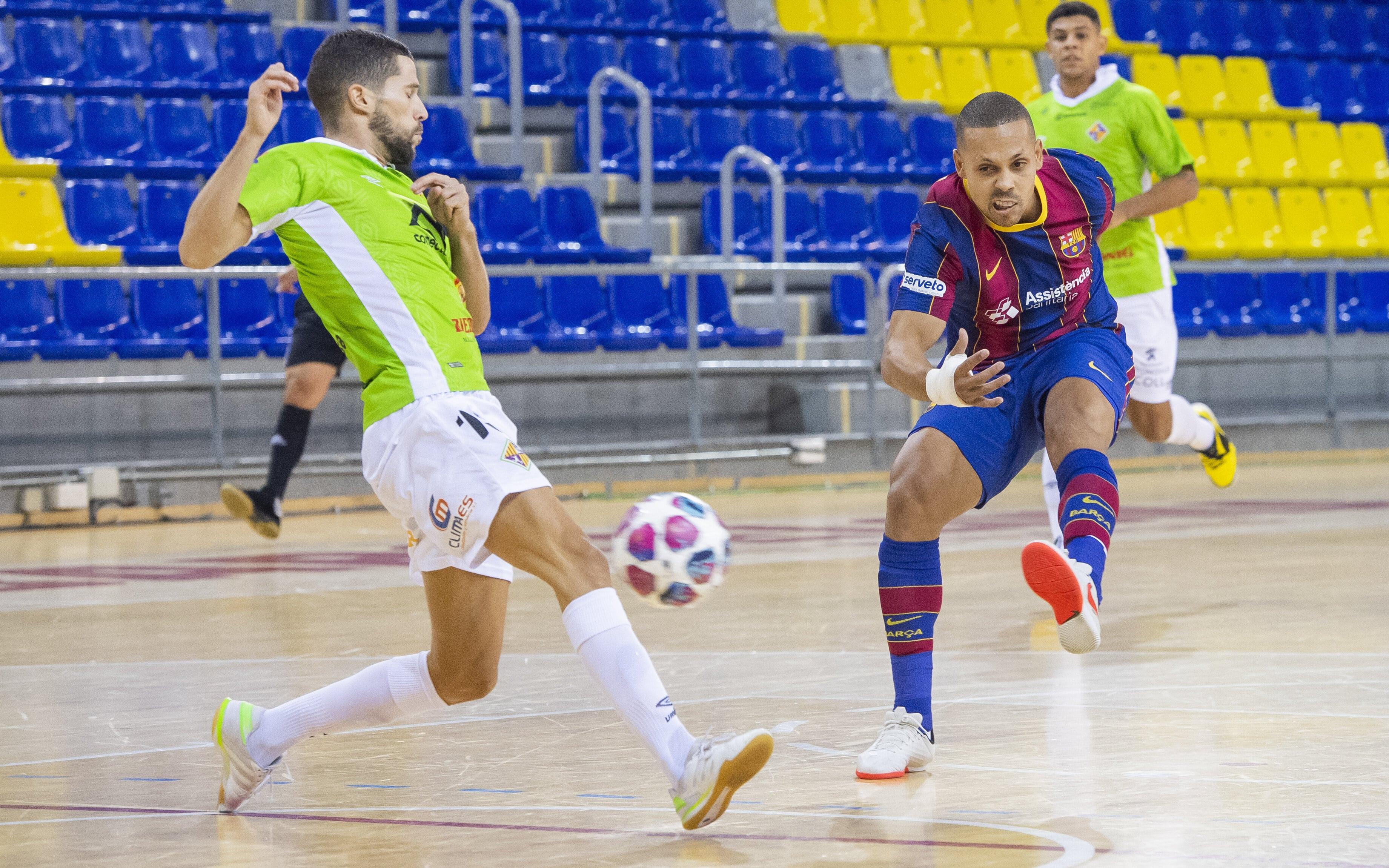 PREVIA | Palma Futsal – Barça: Duelo de alto voltaje