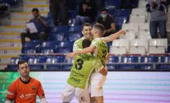 Palma Futsal da un golpe sobre la mesa (4-3)