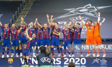 El Barça levanta su tercera Champions