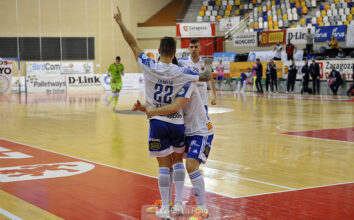 Fotogalería del partido Fútbol Emotion Zaragoza Vs Aspil Jumpers Ribera Navarra FS