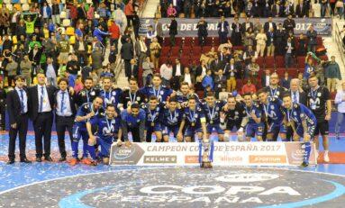 Movistar Inter, el más fiel a la Copa
