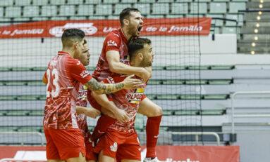 Juanjo lleva a ElPozo Murcia a la Final Four