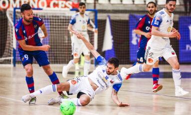 Fotogalería   Levante UD FS 2 - 5 Futbol Emotion Zaragoza