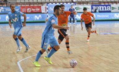 Resumen 1ª División   Palma Futsal, primer líder