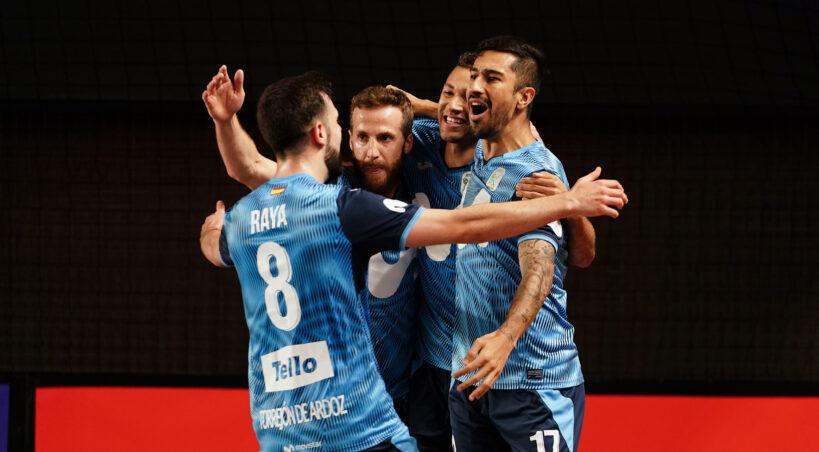 Movistar Inter conquista su segunda Copa del Rey
