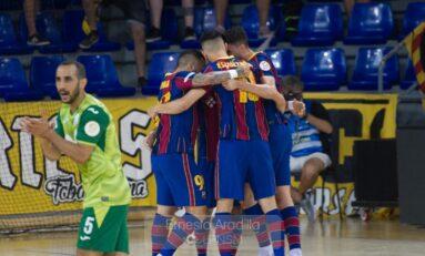 Fotogalería | Barça 5 - 2 Movistar Inter (Playoffs)