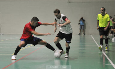Semifinal Copa Navarra Fútbol Sala entre CD TAFA FS y OSASUNA MAGNA